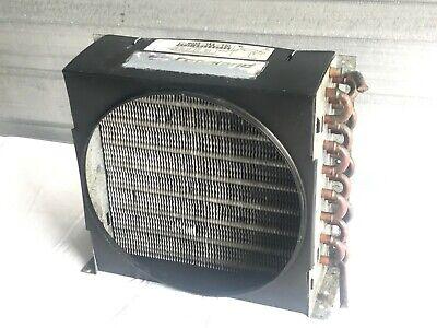 Hvac Condenser Coil 12x4x12 For Freezer Cooler R-134a
