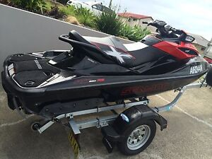 2014 Seadoo RXTX260rs 3 seater great condition. Forster Great Lakes Area Preview