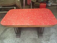 Retro table Enfield Burwood Area Preview