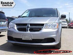 2014 Dodge Grand Caravan SE ~ Rear DVD and Backup Camera!