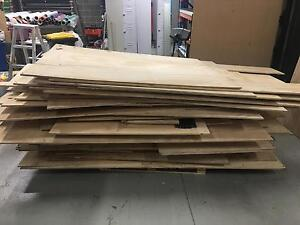 Pallet full of good quality used ply wood North Melbourne Melbourne City Preview