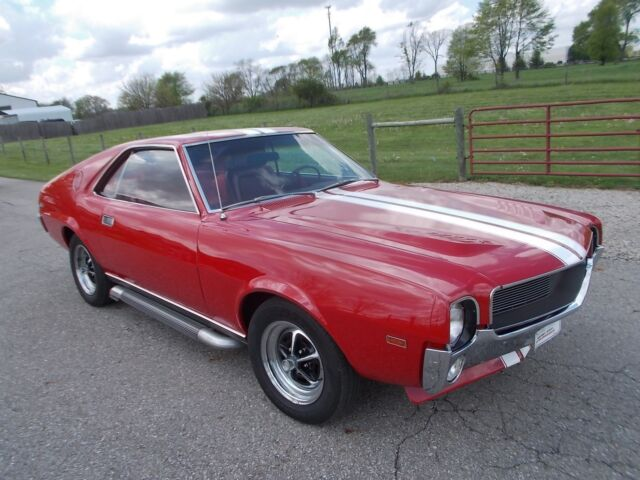 Image 1 of AMC: AMX 390 Red