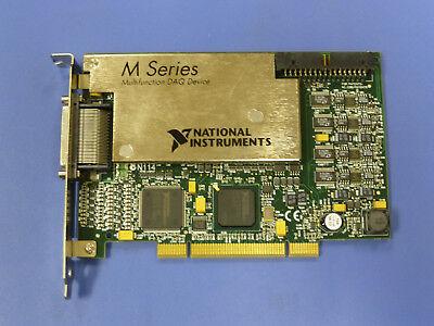 National Instruments Pci-6289 Ni Daq Card 18-bit Analog Input Multifunction