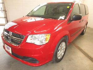 2016 Dodge Grand Caravan SE- CRUISE CONTROL! AIR CONDITIONING! O