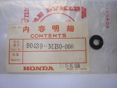 Honda 90439-MB0-000 COVER GROMMET WASHER ATC 200X TRX 400 450 VF 700 750 1100