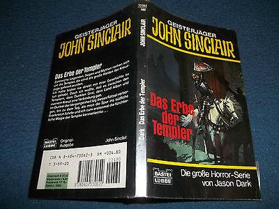 JOHN SINCLAIR***TASCHENBUCH NR.62 + AUTOGRAMM