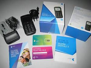 "Telstra ""EASYCALL 3"" mobile phone Applecross Melville Area Preview"