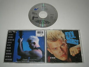 BILLY-IDOL-IDOL-CANZONI-CHRYSALIS-0946-3-21660-2-9-CD-ALBUM