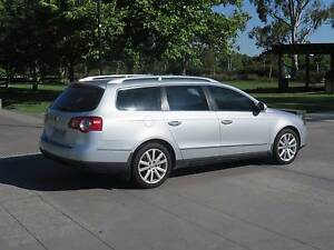 2006 Volkswagen Passat Wagon - 2.0 TDI Reid North Canberra Preview
