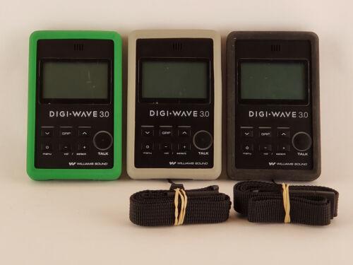 Williams Sound Digi-wave Digiwave Transmitter / Receiver system
