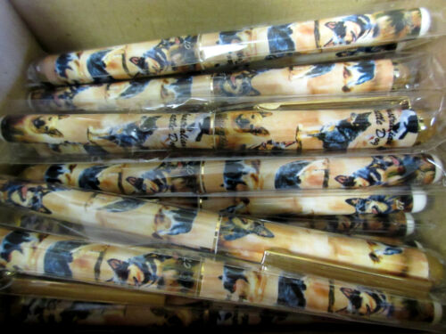New Australian Cattle Dog Roller Ball Pen - 50 Pens - by Ruth Maystead Dogs