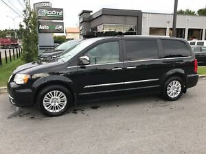 2012 Chrysler Town & Country LIMITED/CUIR/TOIT/NAVIGATION/CAMERA
