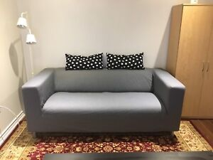 Love seat sofa couch