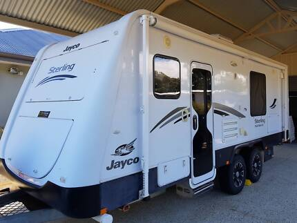 2013 Jayco Sterling 21.65-3 Outback Caravan Myalup Harvey Area Preview
