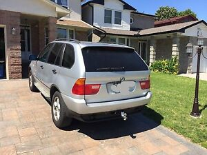 Cheap car for sale!! 2001 BMW X5