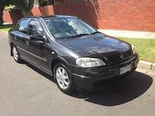 2001 Auto HOLDEN ASTRA. LOW KMS. COMES WITH WARRANTY, RWC, REGO Melbourne CBD Melbourne City Preview