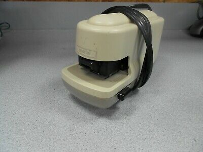 Boston Electric Stapler Deluxe 73154 Tested- Great Working Condition