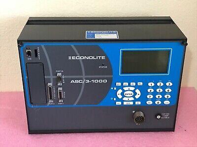 Econolite Asc 3-1000 Traffic Control Box