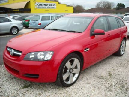 2009 Holden VE Commodore SPORTS Wagon Mount Gambier Grant Area Preview