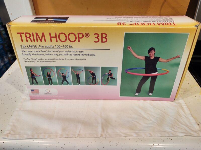 Trim Hoop 3B Large 100-160 lbs Exercise Adult