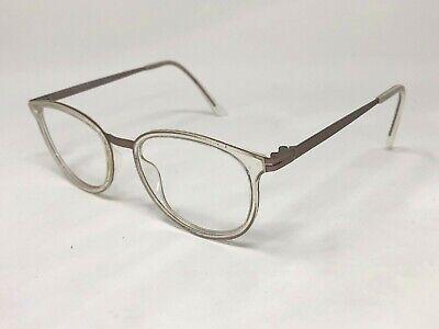 ISAAC MIZRAHI NEW YORK IM30001 Eyeglasses Frame 50-18-135 Clear/Pink Matte K685