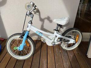 Byk E250 blue children's bike