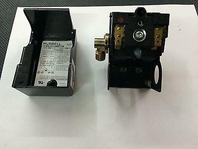 Furnas Air Compressor Pressure Switch Sub Emglo Pbvl Dewalt 5130028-01 69jf7ly