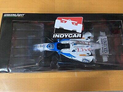 1/18 GREENLIGHT INDY CAR JAMES HINCHCLIFFE 2014 #27 ANDRETTI AUTOSPORTS HONDA