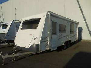 2008 Jayco Sterling 21.65-4. SN2122 Pialba Fraser Coast Preview