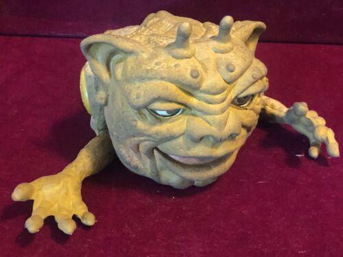 Boglins Dwork 1987 Mattel  Hand Puppet Monster Toy Seven Towns