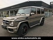 Mercedes-Benz G 63 AMG Edition 463*MY17 Sonderlack LP 181.000€
