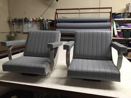 grey alley helm seats