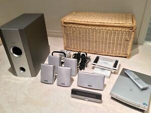 5.1 Surround Sound system (Pioneer)
