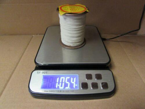 vintage cloth covered enameled magnet  wire 24GA. 1 lb