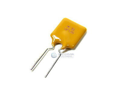 50pcs 1.35a 30v 1350ma Polyswitch Resettable Fuse Poly Switch Fuses Polyfuse