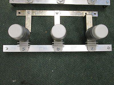 Ge Lightning Arrester Rack 9l20axx409xhs 7.65kv Mcov 9kv Rating New Surplus