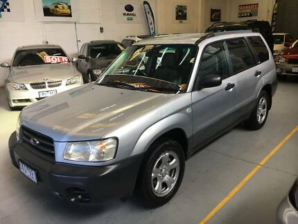 2003 Subaru Forester SUV man DRIVE AWAY NO MORE TO PAY Cheltenham Kingston Area Preview
