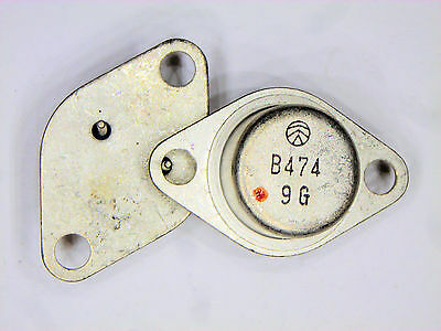 2sb474 Original Sanyo Germanium Transistor 2 Pcs