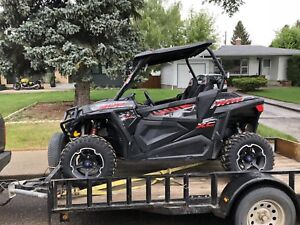 2015 RZR 900 Trail XC with powersteering