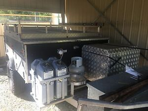 Cub Daintree LE 4x4 camper trailer Nabiac Great Lakes Area Preview