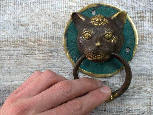 Animal head Brass Door Knocker