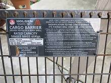 Holden Commodore station wagon cage barrier Salisbury Salisbury Area Preview