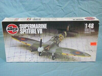 1/48 Supermarine Spitfire VB Airfix 04100 Complete