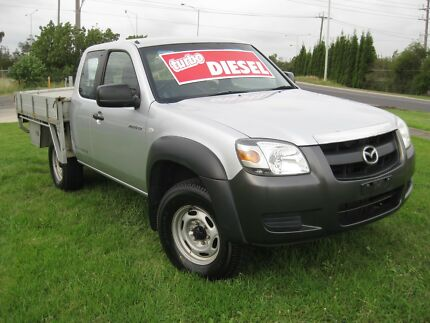 MAZDA BT-50 FREESTYLE CAB TURBO DIESEL 1 OWNER 12 MONTHS WARRANTY Thomastown Whittlesea Area Preview