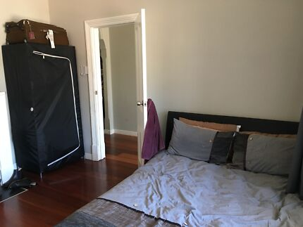 Unfurnished double room for rent in central location-Perth/Northbridge