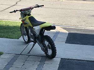 2003 Suzuki DRZ125 trade for XR250 XR400