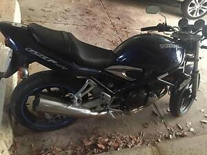Suzuki GSF250V Great commuter with rego Wundowie Northam Area Preview