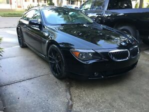 2007 BMW 650i Excellent Condition