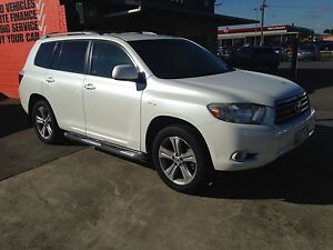 2008 Toyota Kluger Wagon Warragul Baw Baw Area Preview