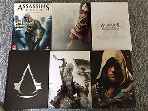 Assassins Creed Collectors Guides for Sale